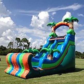 20ft Slide with Bumper
