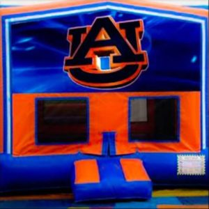 Auburn Themed Moonwalk